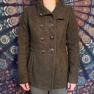 Women's Fancy Pea Coat